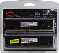 G.Skill 32 GB (2x16GB) DDR4 3200 MHz Aegis (F4-3200C16D-32GIS)