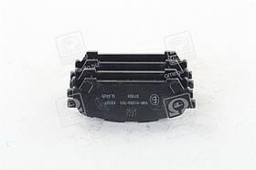 Колодки тормозные СУБАРУ IMPREZA 00- REAR (производство  MK Kashiyama)  D7059