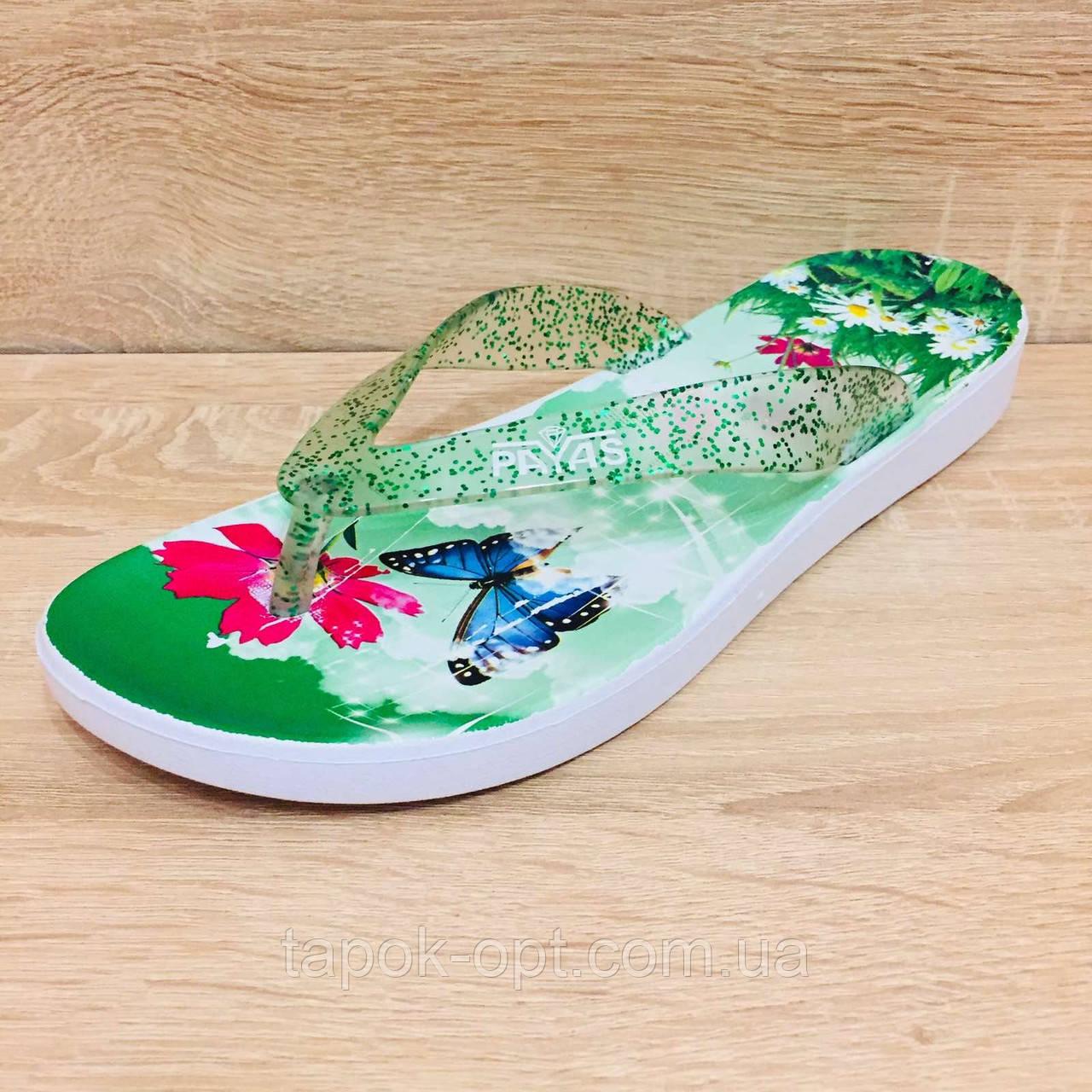 Пляжне взуття жіноча Паяс