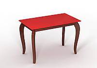 Стол Sentenzo Император Рэдвуд 1100x640x750 мм Красный 236631400, КОД: 1556466