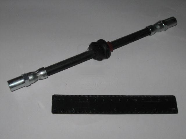 Шланг тормозной НИВА-ШЕВРОЛЕ задний в сборе (производство  БРТ)  2123-3506085Р