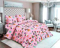 Детский комплект постельного белья в кроватку №дсм72