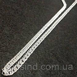 Декоративные цепи для сумок и одежды на метраж (НДК-10-сер)