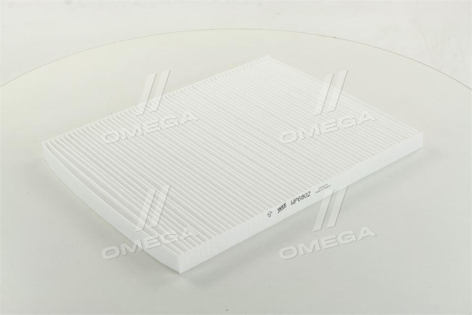 Фильтр салона ОПЕЛЬ OMEGA B WP6802/K1001 (производство  WIX-Filtron)  WP6802