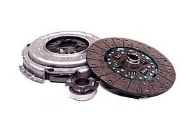 Сцепление ЗИЛ 130 , 5301 (корзина лепестковая+диск +выжимная муфта ) (Дорожная Карта)  130-1601090