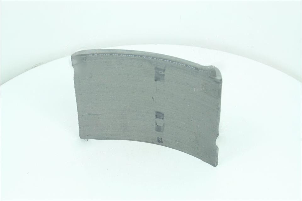 Накладка тормоза ЗИЛ 130 задняя (производство  Трибо)  130-3502105-21