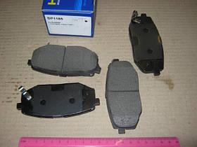 Колодки тормозные КИA OPIRUS передние (производство  SANGSIN)  SP1185