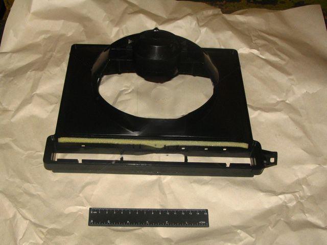 Кожух вентилятора отопителя ВАЗ 2105 (производство  ДААЗ)  21050-810113800