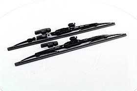 Щетка стеклоочистителя серия DOLPHIN ГАЗ 31029, 3110 410 мм комплект 2 штуки (производство  FINWHALE)  FB16