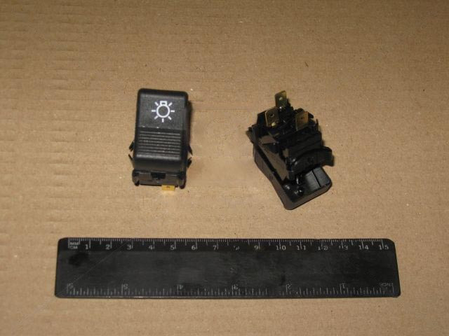 Переключатель света главного ВАЗ 2107 (производство  Автоарматура)  ВК343-03.43