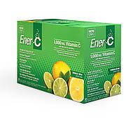 Витаминный напиток Ener-C для повышения иммунитета вкус лимона и лайма Vitamin C 30 пакетиков EC0, КОД: 1724798