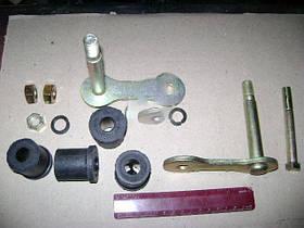 Ремкомплект серьги рессоры ВОЛГА ( с сайлентблоком , на одну рессору) (производство  ГАЗ)  3110-2912890