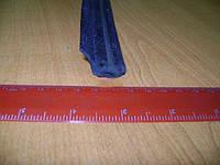 Уплотнитель стекла опускного ВАЗ 2109 задний наружный (производство  БРТ)  2109-6203290-10Р
