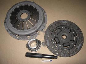 Сцепление ГАЗ 3102, 31029, 3110 с двигатель 406, (диск нажимной+ведомый+подшник )(производство  FINWHALE)  CK306