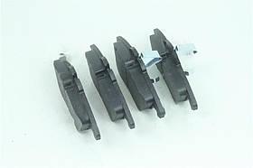 Колодки тормозные Mercedes SPRINTER, VITO передние (производство  Intelli)  D145E