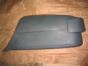 Бампер ГАЗ 2217 задний правый (бренд  ГАЗ) ГАЗ-22171, 2217-2804020
