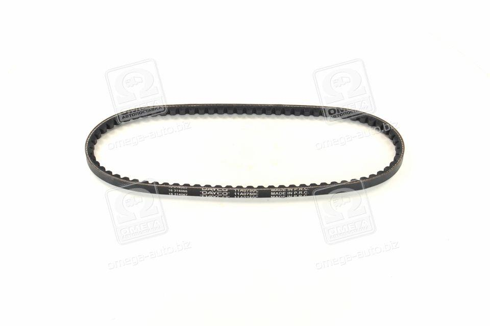 Ремень клиновой (производство  DAYCO)  11A0750C