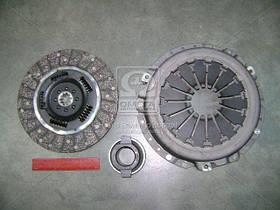 Сцепление ГАЗ 406 комплект (диск нажимной+ведомый+подшник) (производство  ГАЗ)  3302-1601620
