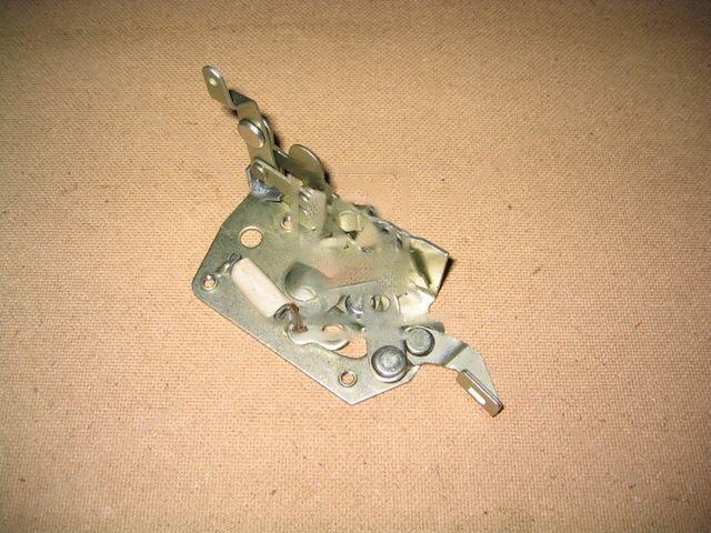Механизм дверного замка рычажного левого ГАЗ 4301 (бренд  ГАЗ)  4301-6105487