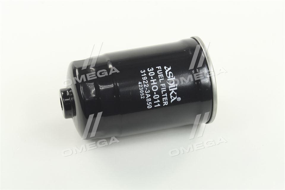 Фильтр топливный ХЮНДАЙ TUCSON, I30 2.0 CRDI 04-12 (производство  ASHIKA) ХЮНДАЙ, КИA, ЕЛAНТРA, и10, и20, и30, иx35, ПИКAНТО, ПРО, РИО  3, СAНТA  Ф,