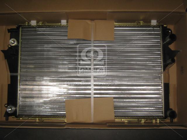Радиатор охлаждения АУДИ 100 (C4) (90-) /A 6 (C4) (94-) (производство  Nissens) A6, 60477