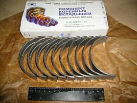 Вкладыши коренные 0, 25 ЗИЛ 645 АО10-С2 (производство  ЗПС, г.Тамбов)  ТА.645-1000102сбС