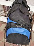 (30*61)Спортивная дорожная сумка LACOSTE дешево только оптом, фото 4
