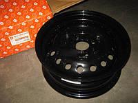 Диск колесный 13Н2х5, 0J ВАЗ 2103 черный (в упак.) (Дорожная Карта)  2103-3101015-02
