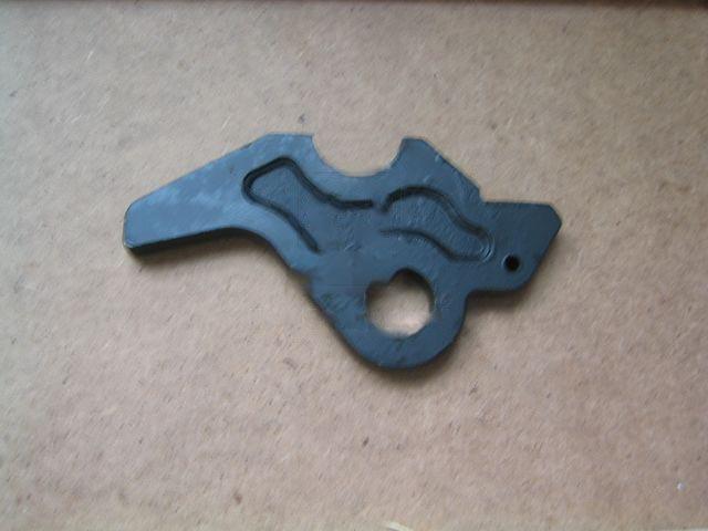 Губка левая (производство  КамАЗ)  5410-2703016