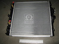 Радиатор охлаждения ХОНДА CIVIC, HR-V (производство  Nissens) РОВЕР, 400, 45, ЦИВИК  5, ЦИВИК  6, 633081
