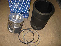 Гильзо-комплект ЕВРО-2 (ГП+Кольца) (общая головка ) <короткая> гильза Поршень Комплект (производство  ЯМЗ)  7511.1004005-50