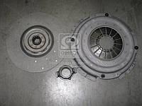 Сцепление ЗИЛ 5301, 130 лепестковое в сборе (корзина лепестковая+диск ведомый лепестковый+выжимная муфта с закрытым подшипником)  130-1601090