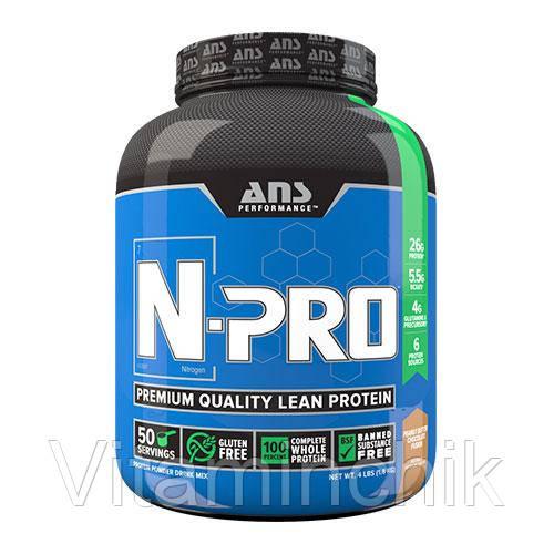 ANS Performance комплексный протеин N-PRO Premium Protein смесь арахисового масла с шоколадом 1,81 к