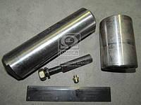 Палец ушка рессоры задней МАЗ (в сборе, 6-сть наименований ) (производство  Украина)  500А-2912478