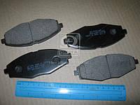 Колодки тормозные ДЕО LANOS 1.5 передние (производство  PARTS-MALL)  PKC-E06