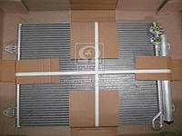 Конденсор кондиционера PASSAT7 16/20/19TDi/20TDi (AVA)  VNA5225D