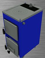Котел твердотопливный НЕУС-ПВ, 15 кВт (варочная плита)