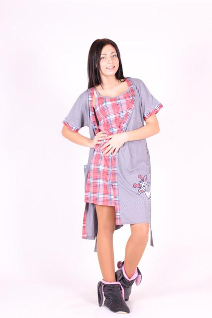 Нічні сорочки, пенюари,піжами жіночі