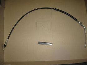 Трос ручного тормоза ГАЗ 3307, 3309 задний правый (1528мм) (бренд  ГАЗ)  3307-3508180-02