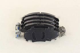 Колодки тормозные ПЕЖО 206 передние (производство  Cifam) 306, 822-254-0