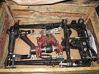 Механизм задней навески в сборе (производство  РЗТ г.Ромны)  70-4605010