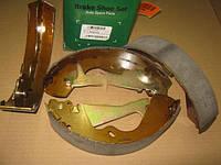 Колодки тормозные барабанные ХЮНДАЙ GALLOPER(-1999) (производство  PARTS-MALL)  PLA-007