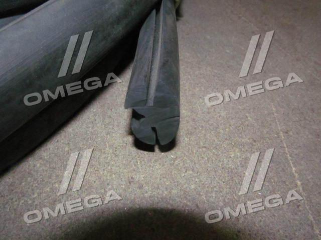 Уплотнение лобового стекла кабины ЮМЗ  (бухта 28м)  (производство  Рось-гума)  45Т-6700011