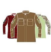 Кителя и рубашки