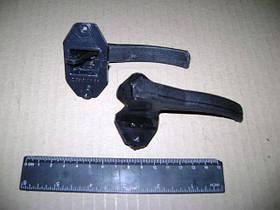 Ручка двери ВАЗ 2109 передняя левая внутр. в уп (производство  Рекардо)  2109-6105180