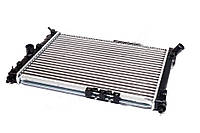 Радиатор охлаждения ДЕО LANOS (без кондиционера) (Дорожная Карта)  96351263