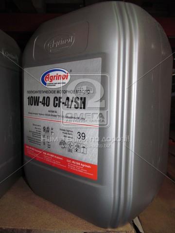 Масло моторное Агринол EXTRA-DIESEL 10W-40 CF-4/SH (Канистра 10л/9кг)  4102816856