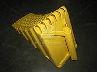 Упор противооткатный пластиковый 470х200х230мм желтый (производство  Петропласт)  PPL 70500129