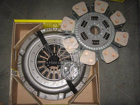 Комплект сцепления ХТЗ (двиг. DEUTZ, ММЗ) 3 поз. (производство  Luk)  635 3521 00