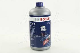 Жидкость тормозная DOT4 1л. (производство  Bosch)  1 987 479 107